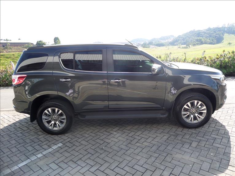 CHEVROLET TRAILBLAZER LTZ 4X4 V6 3.6 2017