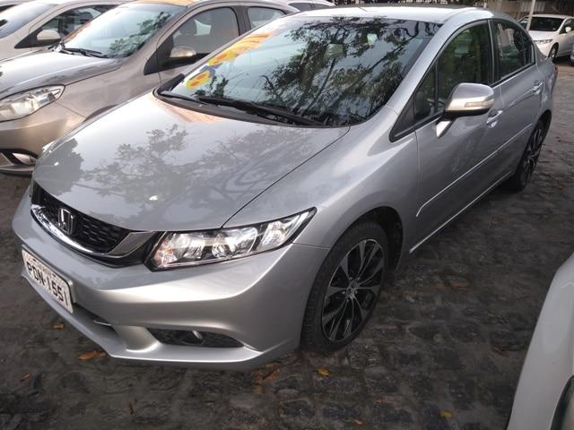 Honda CIVIC 2.0 LXR 16V FLEX 4P AUTOMATICO 2.0 2016