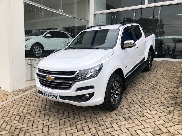 CHEVROLET S10 LTZ 4X2 CD 16V FLEX 4P AUTOMÁTICO 2.5 2018