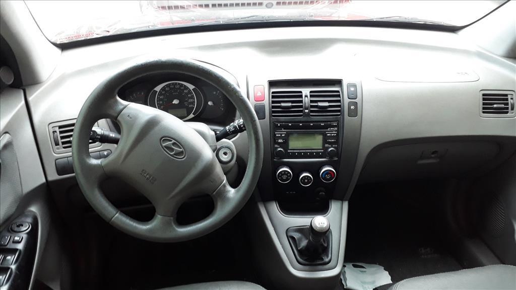 HYUNDAI TUCSON MPFI GL 16V 142CV 2WD GASOLINA 4P MANUAL 2.0 2010
