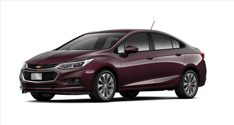 CHEVROLET CRUZE Turbo LT 16V 1.4 2019