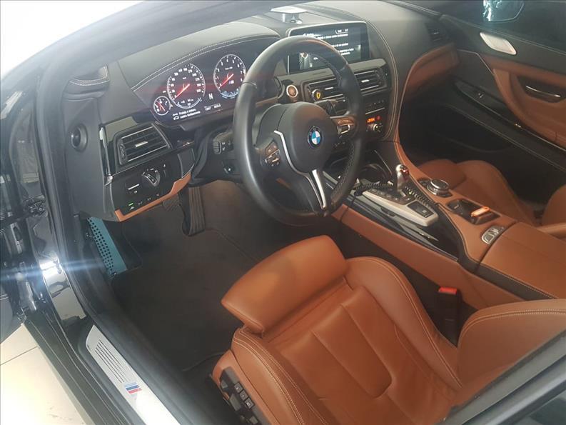 BMW M6 Gran Coupé V8 32V 4.4 2016
