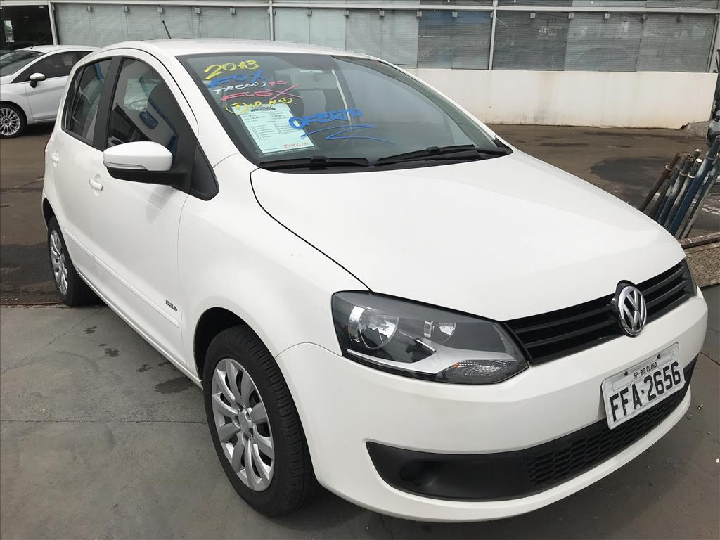 VOLKSWAGEN FOX MI 8V FLEX 4P MANUAL 1.0 2013