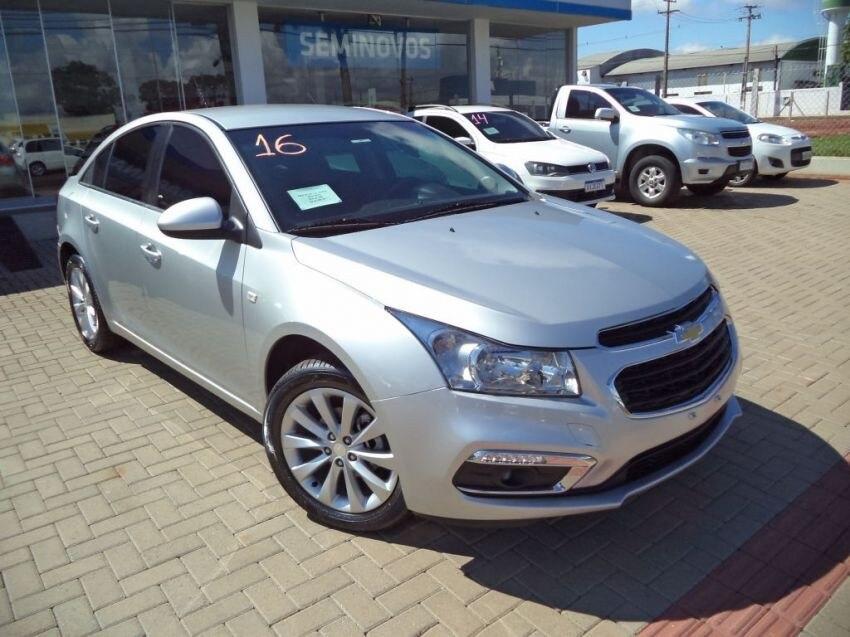 Chevrolet Cruze SEDAN LT 1800 2016