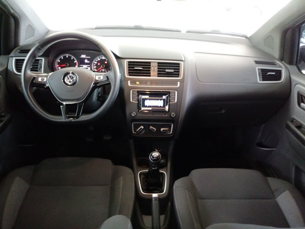 VW FOX RUN MBV 1.6 2017
