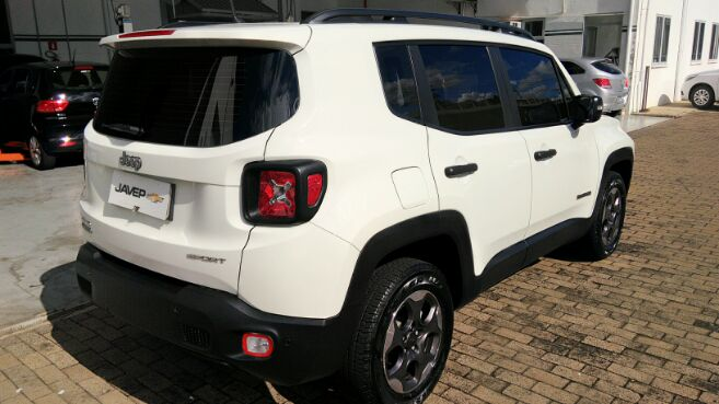 JEEP RENEGADE 16V Turbo Sport 4X4 2.0 2016