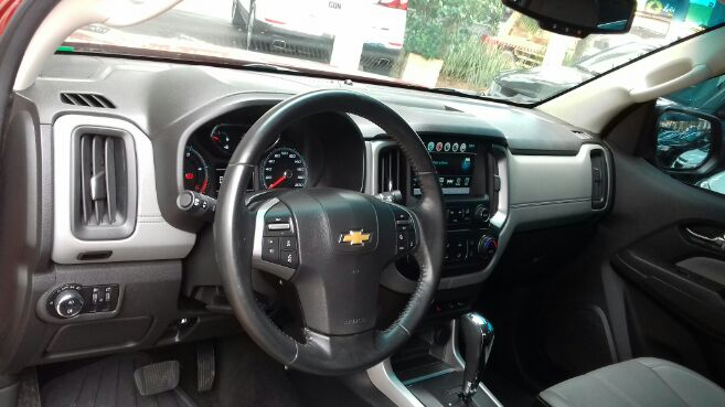 CHEVROLET S10 LTZ 4X4 CD 16V Turbo 2.8 2017