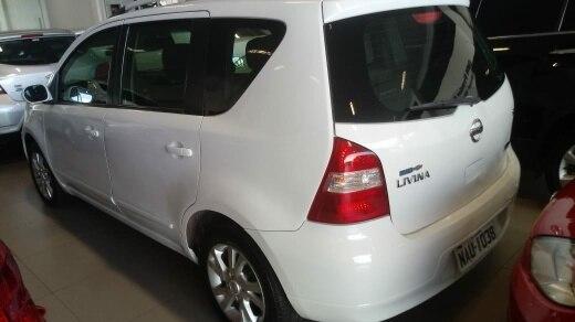 Nissan Livina 1.6 s 2014 0 2014