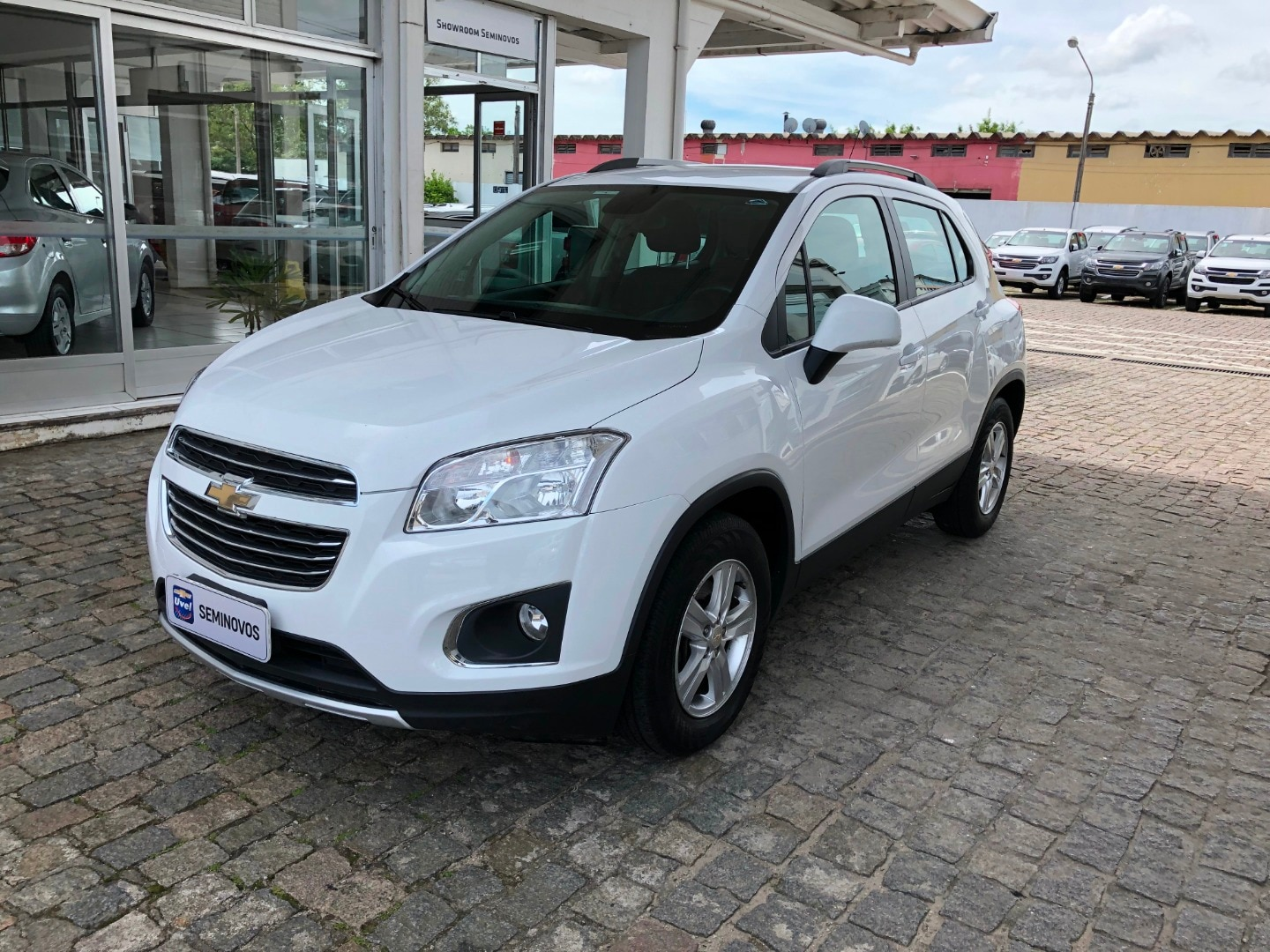CHEVROLET TRACKER LT 1.8 2016