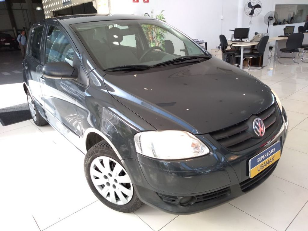 VOLKSWAGEN FOX PLUS 1.6 8 - 2008