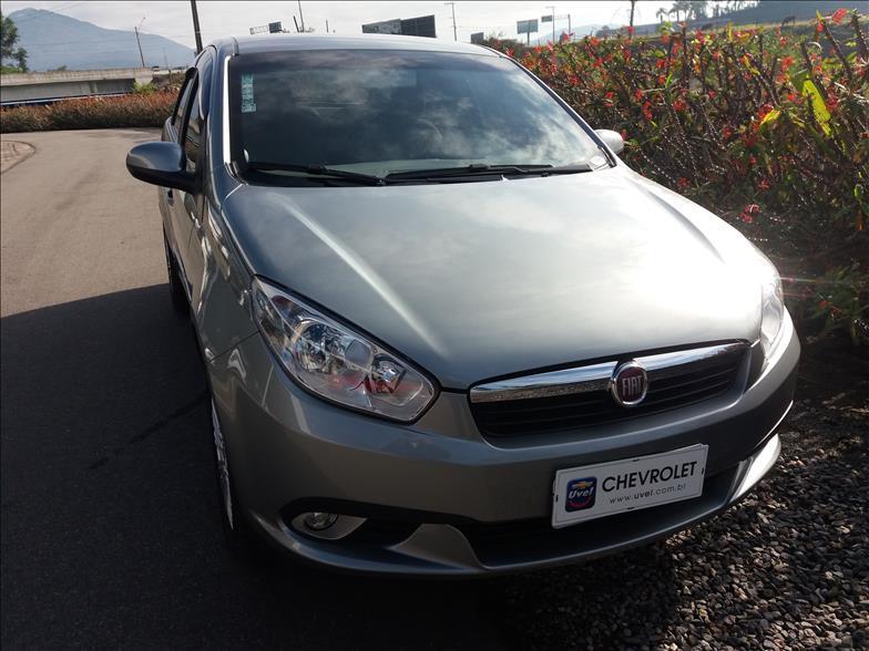 FIAT GRAND SIENA MPI Essence 16V 1.6 2015