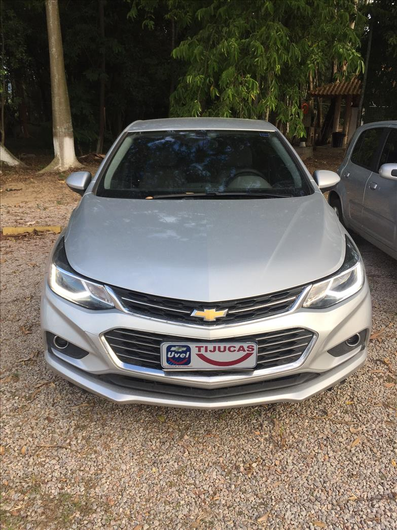 CHEVROLET CRUZE 1.4 Turbo LTZ 16V 0 2017