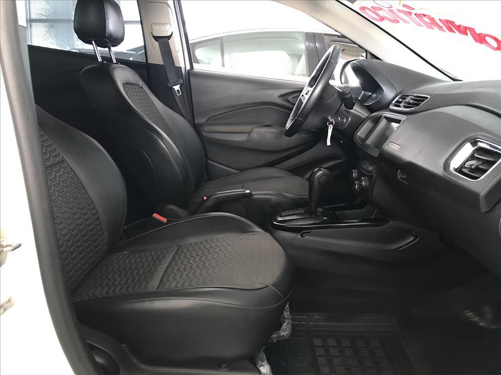 CHEVROLET ONIX MPFI LTZ 8V FLEX 4P AUTOMÁTICO 1.4 2017