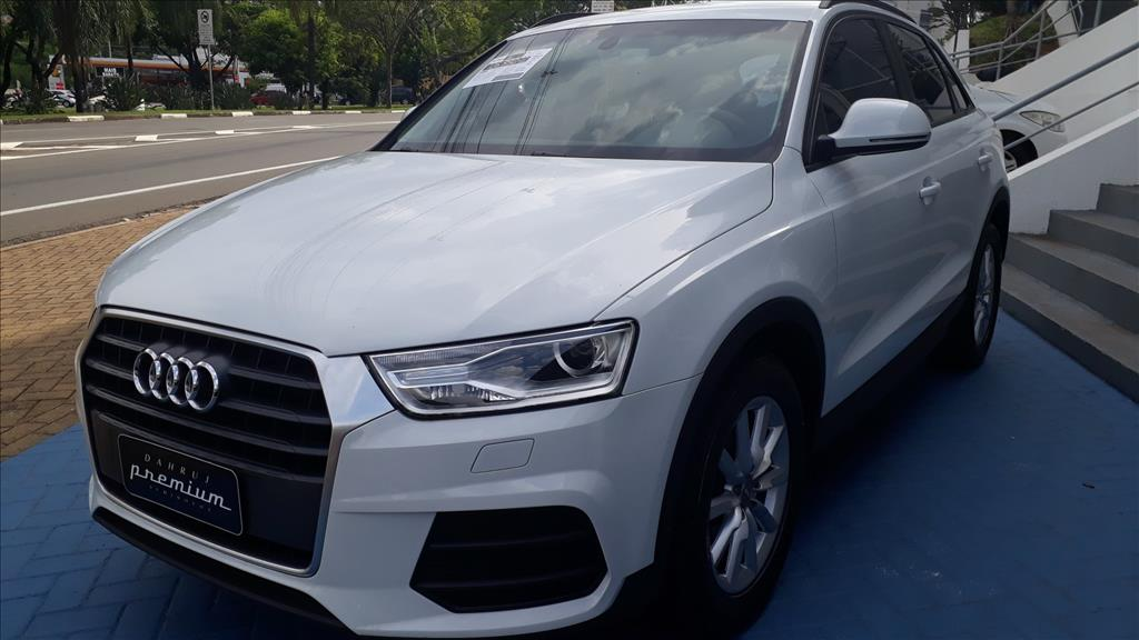 AUDI Q3 TFSI ATTRACTION GASOLINA 4P S TRONIC 1.4 2017