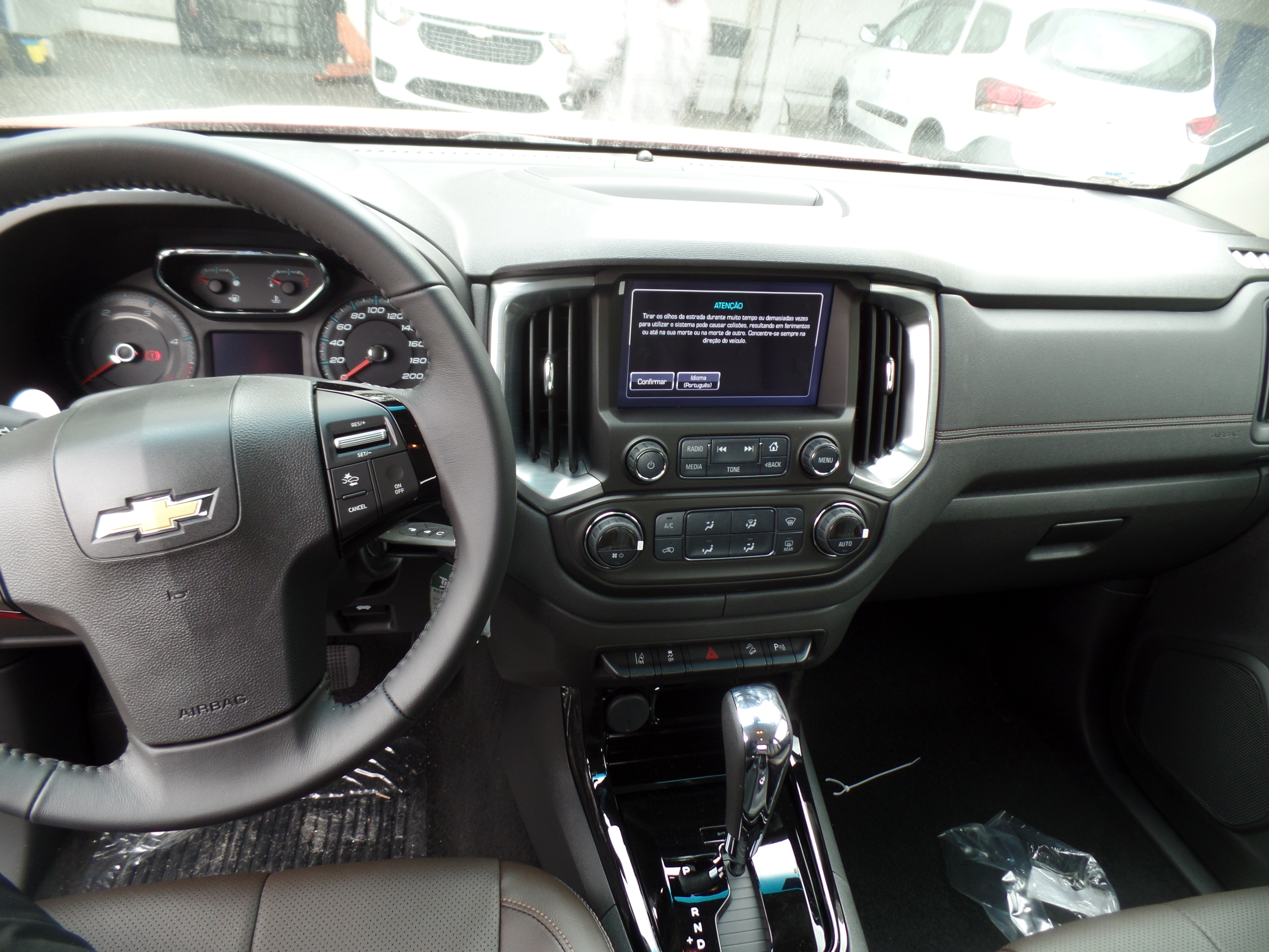 CHEVROLET S10 2.8 HIGH COUNTRY 4X4 CD - 2019