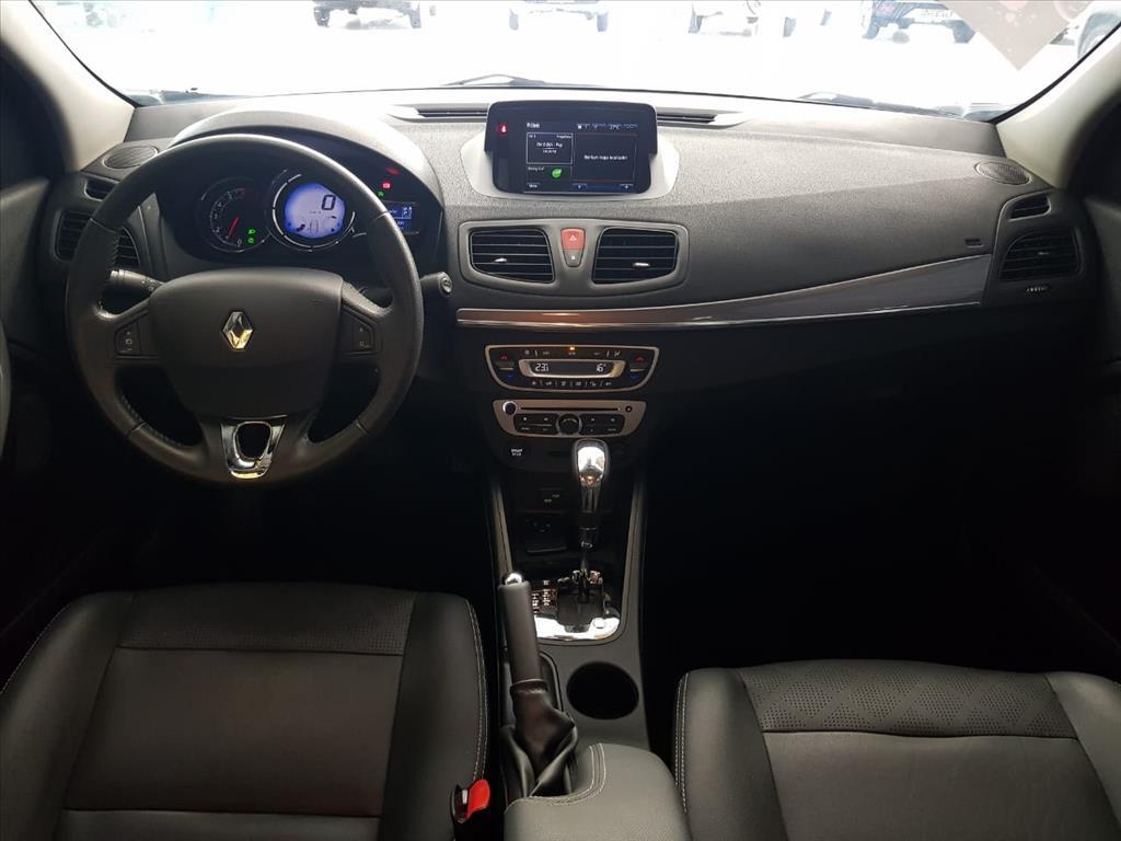RENAULT FLUENCE DYNAMIQUE PLUS 16V FLEX 4P AUTOMÁTICO 2.0 2017
