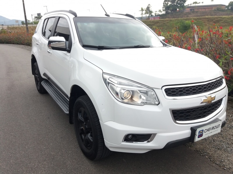 CHEVROLET TRAILBLAZER 3.6 LTZ 4X4 V6 GASOLINA - 2015