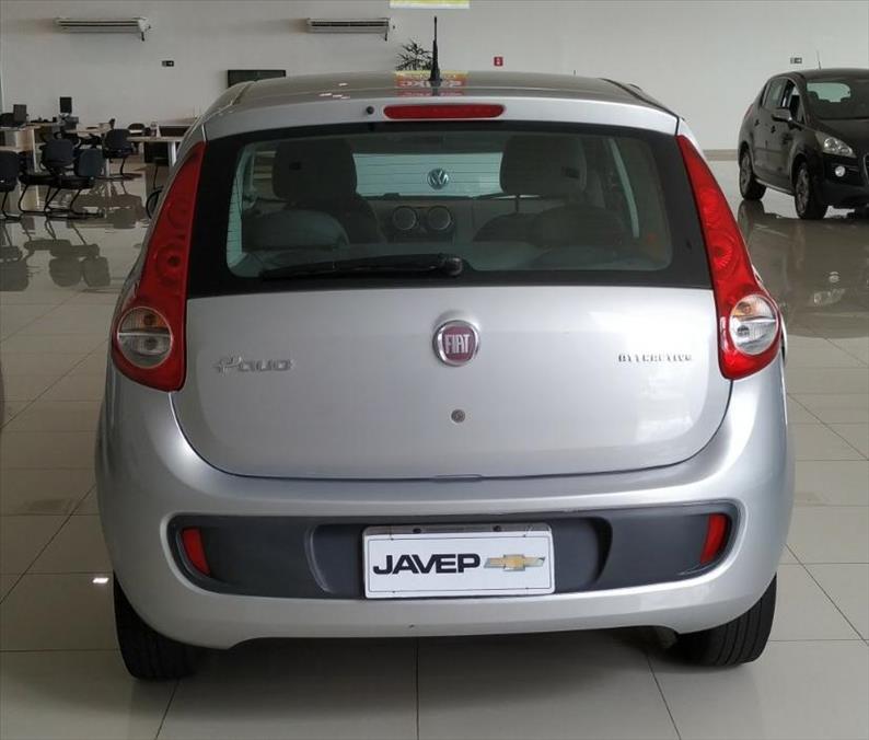 FIAT PALIO MPI Attractive 8V 1.0 2013