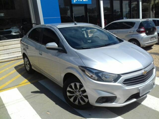 CHEVROLET PRISMA MPFI LT 8V FLEX 4P MANUAL 1.4 2018