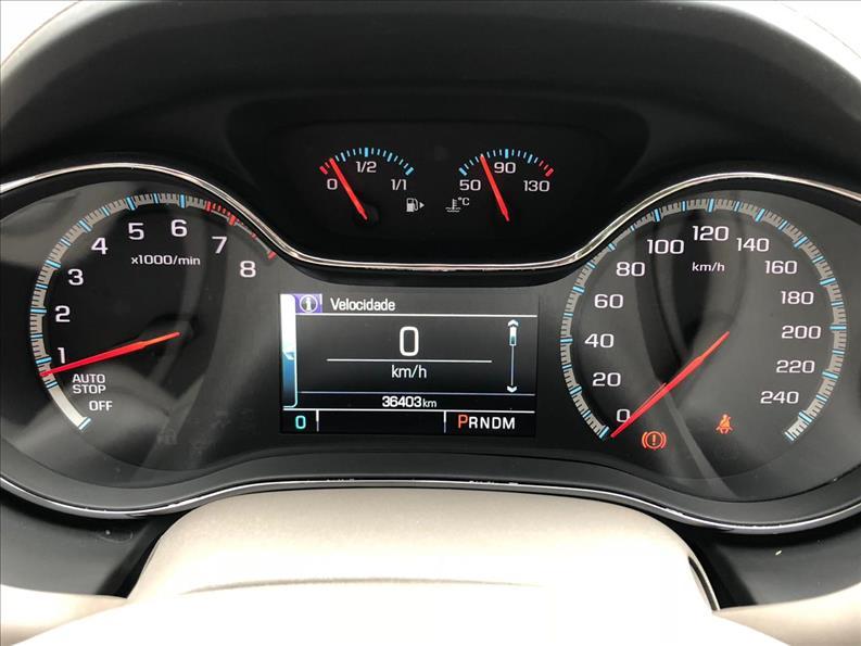 CHEVROLET CRUZE Turbo LTZ 16V 1.4 2017