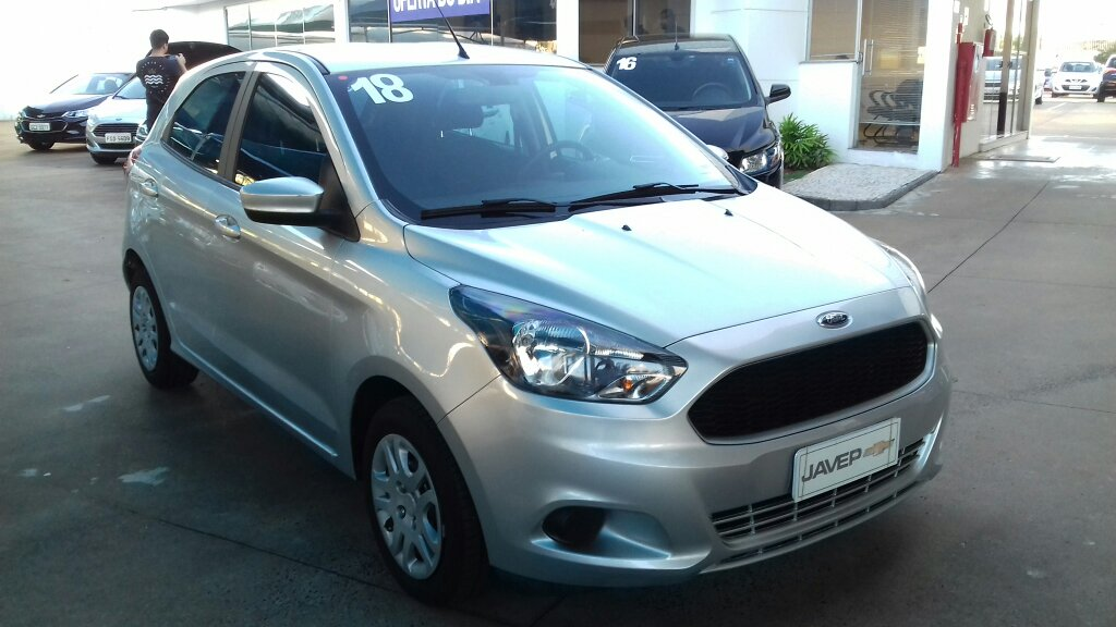 FORD KA SE 12V FLEX 4P MANUAL 1.0 2018