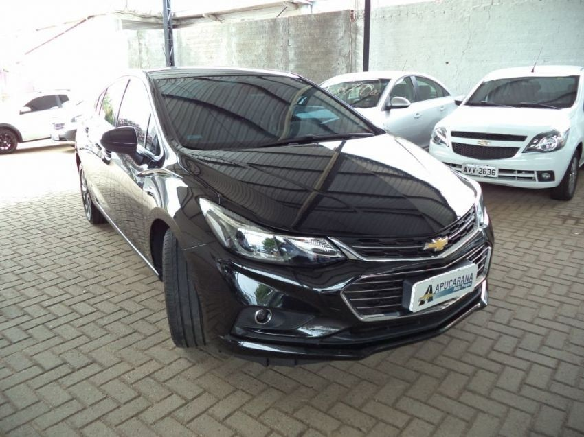 Chevrolet Cruze LTZ 1.4 1400 2017