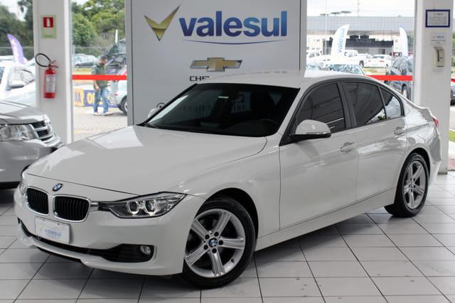 BMW 320I 2.0 16V TURBO ACTIVE FLEX 4P AUTOMATICO 2.0 2014