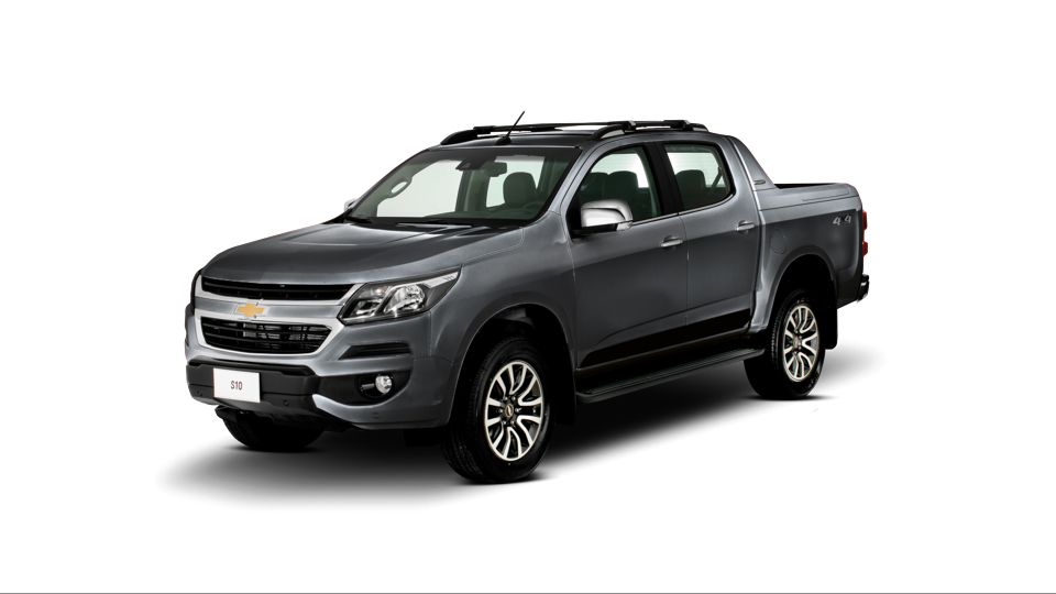 CHEVROLET S-10 HIGH COUNTRY 2.8 2019