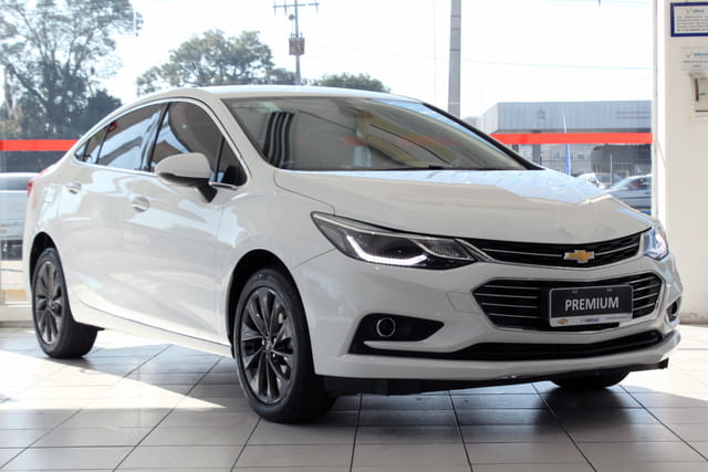 CHEVROLET CRUZE LTZ 1.4 16V TURBO FLEX 4P AUT 1.4 2017