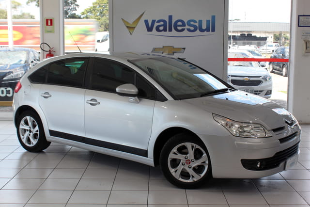 CITROEN C4 HATCH GLX 1.6 1.6 2014