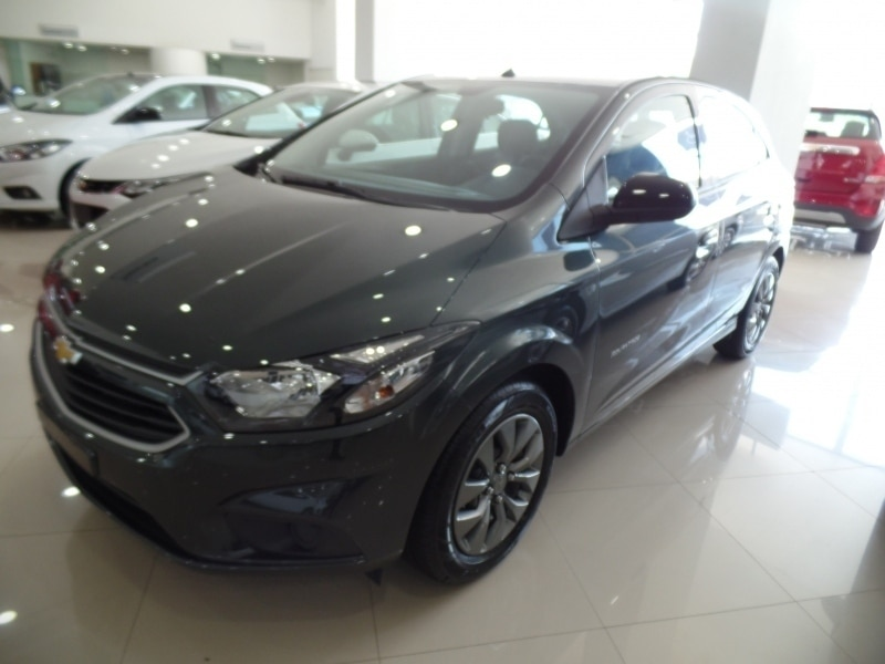 CHEVROLET ONIX 1.4 MPFI ADVANTAGE 8V F - 2019