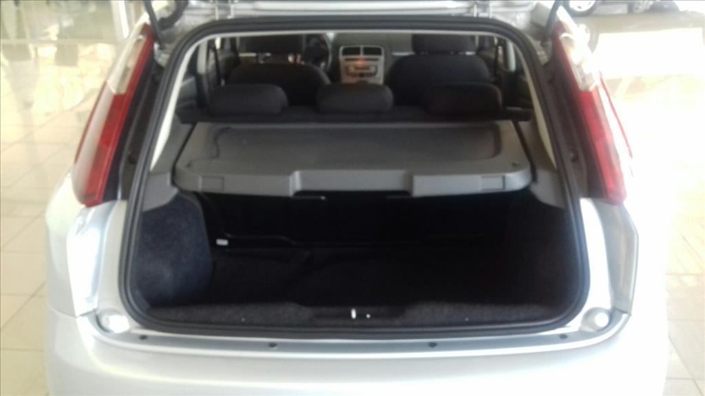FIAT PUNTO ATTRACTIVE 8V FLEX 4P MANUAL 1.4 2012
