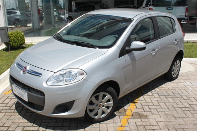 FIAT PALIO ATTRACTIVE 1.0 8V FLEX MEC. 1.0 2015