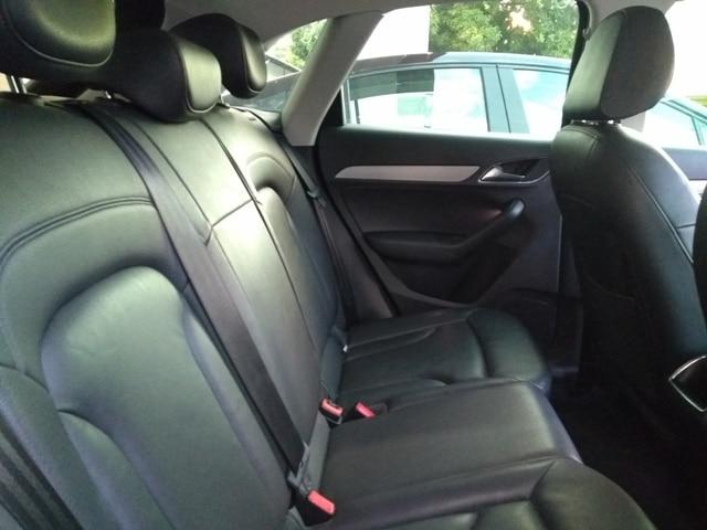 Audi Q3 2.0 TFSI ATTRACTION QUATTRO GASOLINA S TRONIC MOTOR 2.0 TFSI 2014