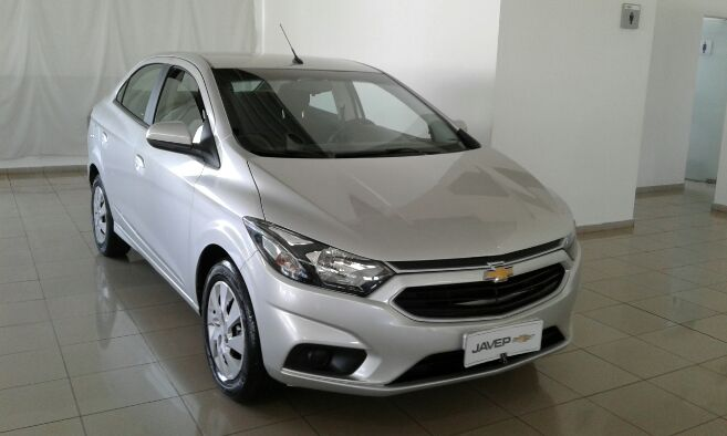 CHEVROLET PRISMA MPFI LT 8V FLEX 4P MANUAL 1.4 2017