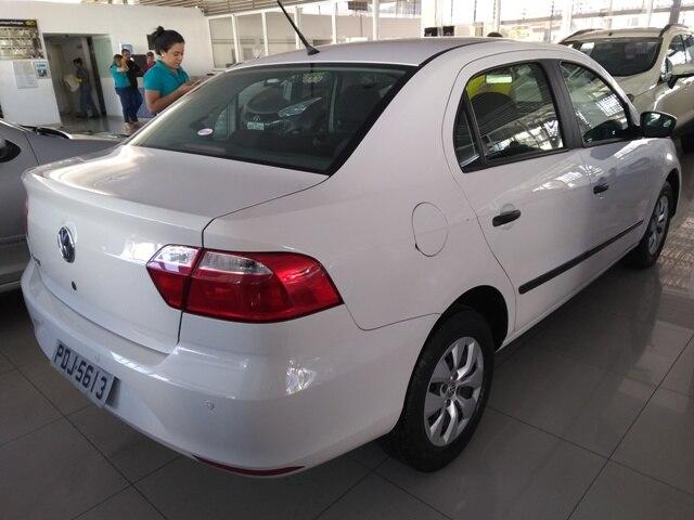 VolksWagen VOYAGE 1.0 MI TRENDLINE 8V FLEX 4P MANUAL 1.0 2015