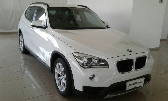 BMW X1 18I S-DRIVE 4X2 16V GASOLINA 4P AUTOMÁTICO 2.0 2013