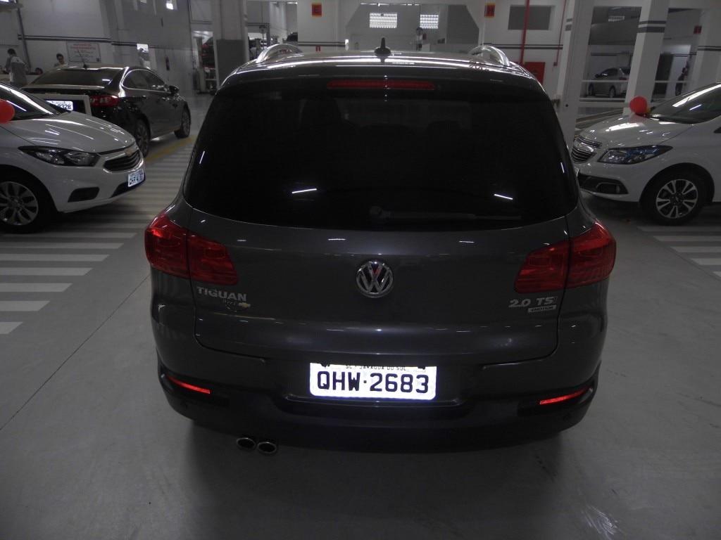 VW TIGUAN TSI 2.0 2015