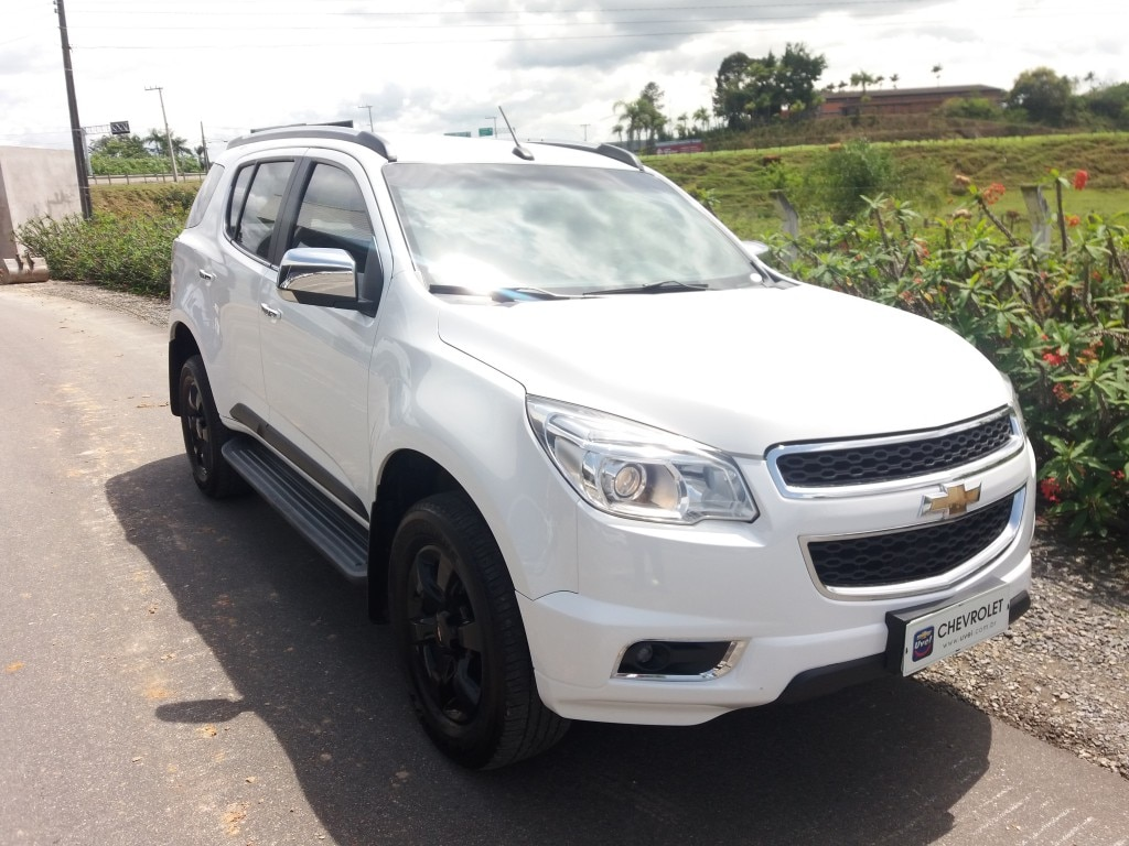 GM TRAILBLAZER LTZ AG4 3.6 2015