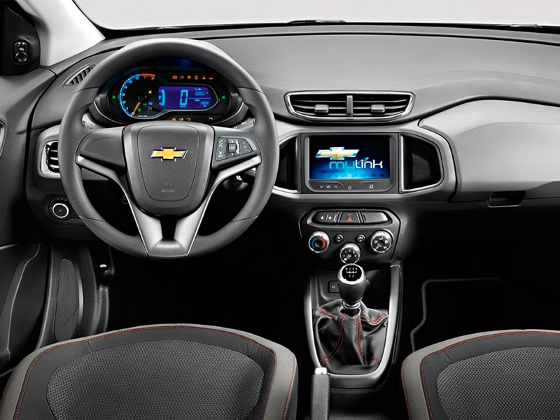 CHEVROLET PRISMA MPFI LT 8V FLEX 4P MANUAL 1.4 2019