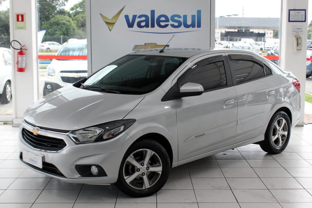 CHEVROLET PRISMA LTZ 1.4 FLEX POWER 1.4 2018