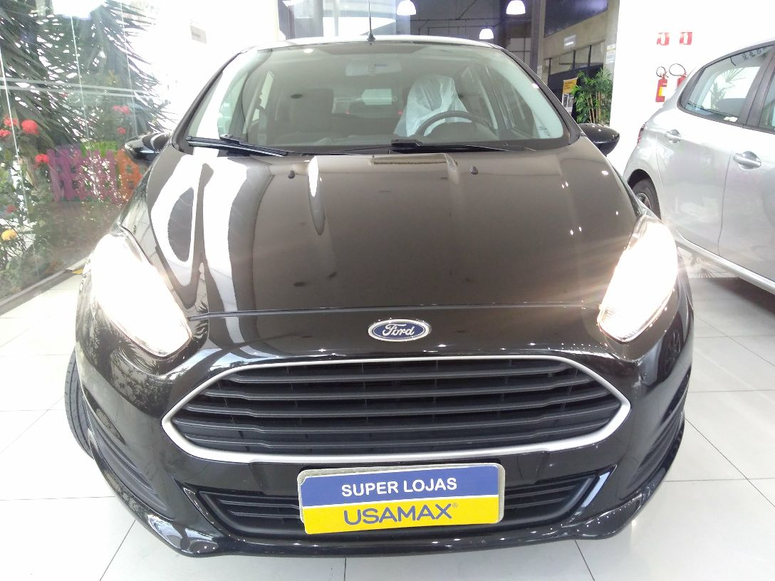 FORD FIESTA 1.6 SE HATCH 16V FLEX 4 - 2016