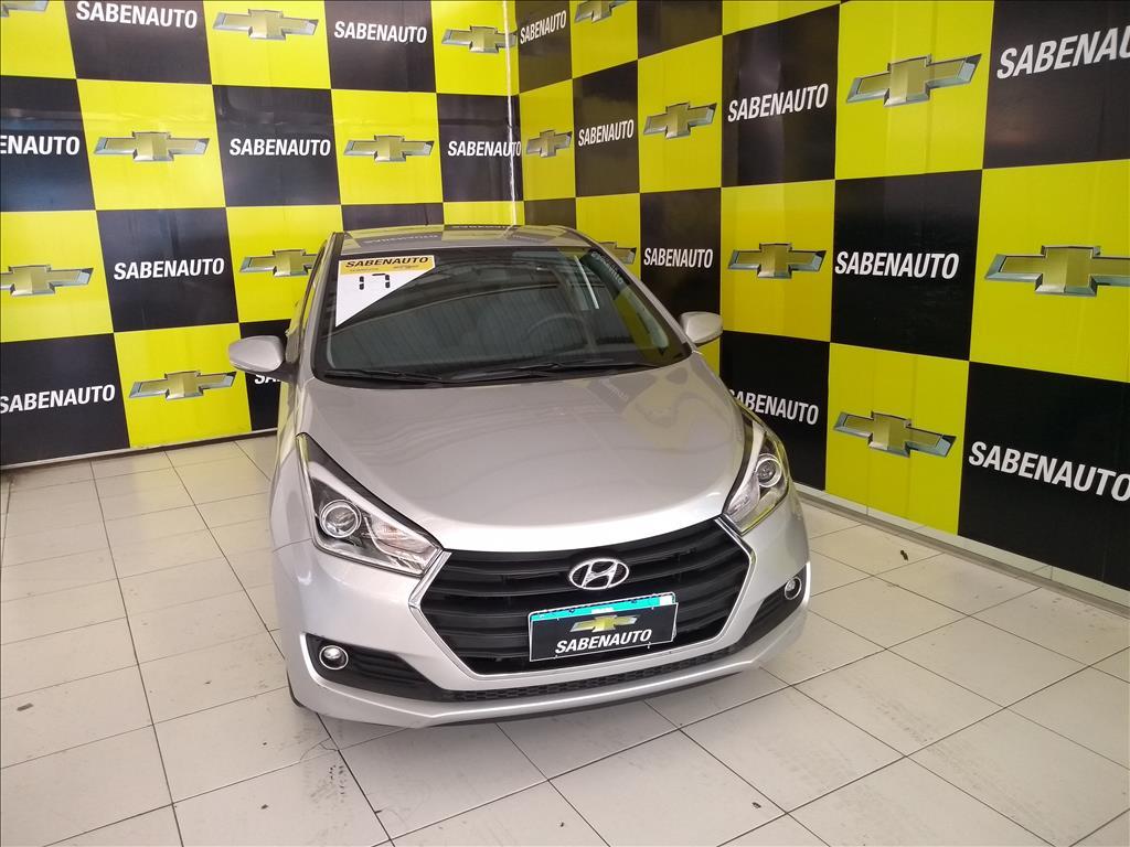 HYUNDAI HB20 PREMIUM 16V FLEX 4P AUTOMÁTICO 1.6 2017