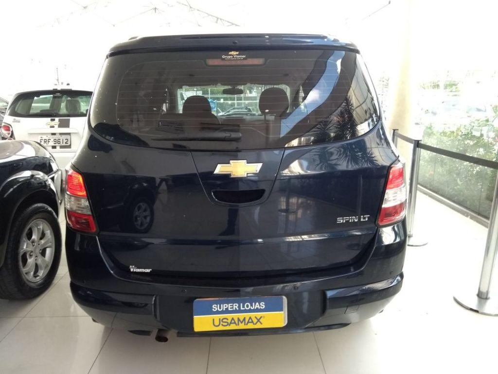 CHEVROLET SPIN 1.8 LT 8V FLEX 4P AUTOM - 2016