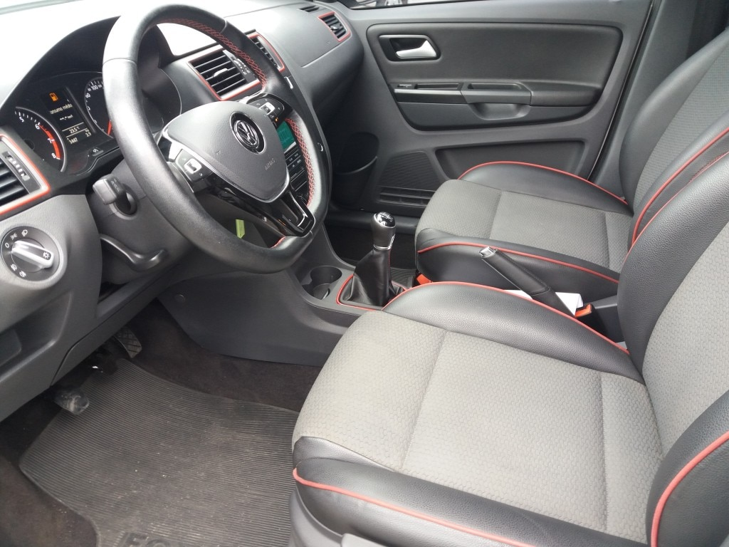 VW NOVO FOX ROCK RIO MB 1.6 2016