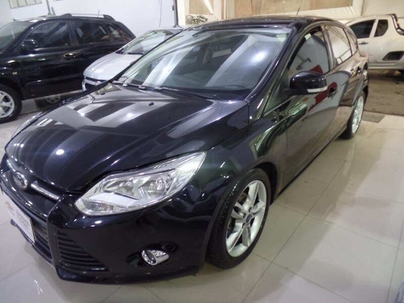 FORD FOCUS 1.6 SE 16V FLEX 4P POWE - 2014