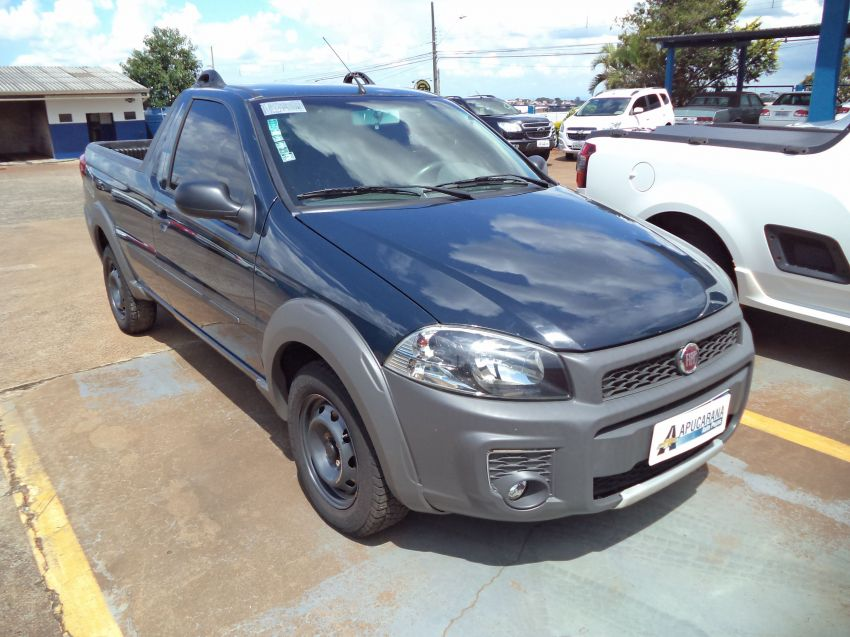 FIAT STRADA CS WORKING 2P 1.4 2016