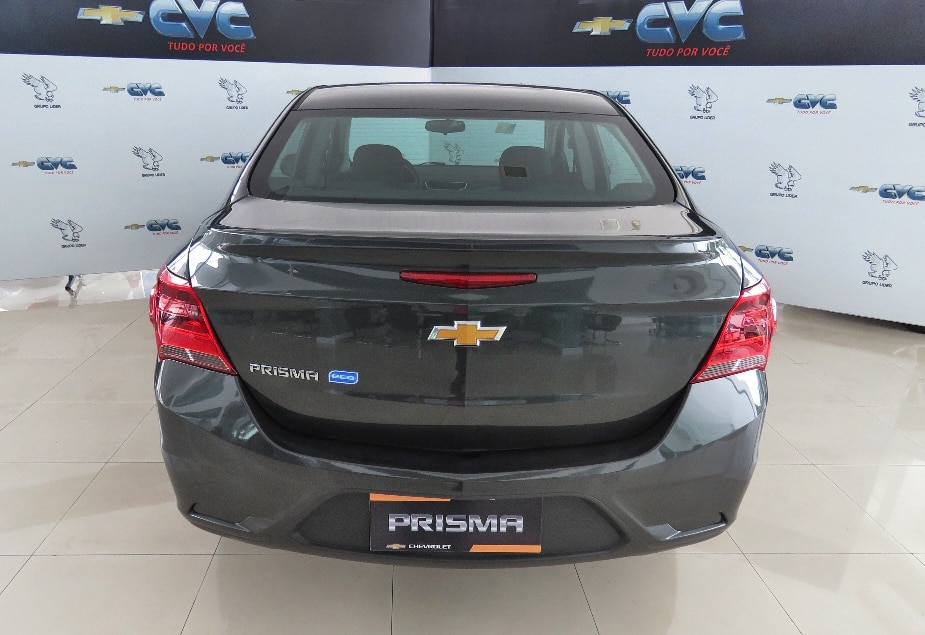 CHEVROLET PRISMA MPFI ADVANTAGE 8V FLEX 4P AUTOMÁTICO 1.4 2018