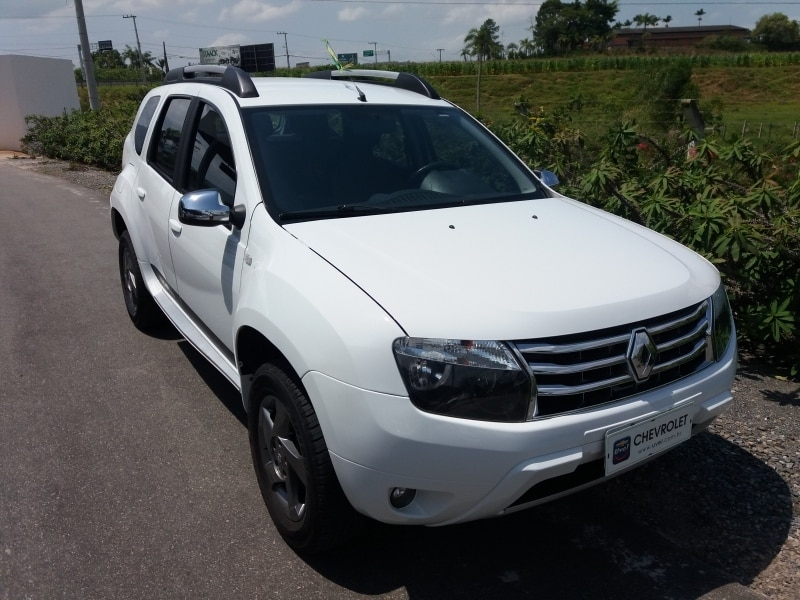 RENAULT DUSTER 1.6 TECH ROAD 4X2 16V F - 2014