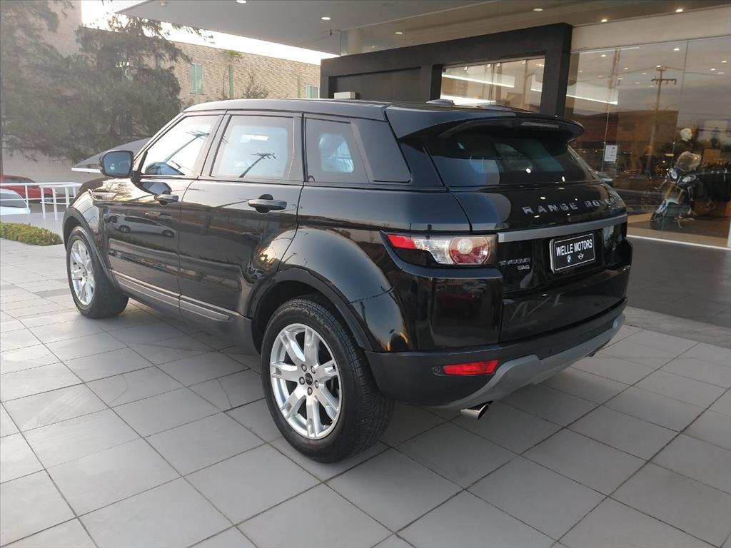 LAND ROVER RANGE ROVER EVOQUE PURE TECH 4WD 16V GASOLINA 4P AUTOMÁTICO 2.0 2012